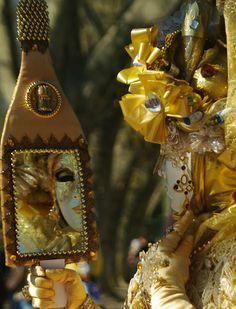 Venetian Carnival, Annecy, France