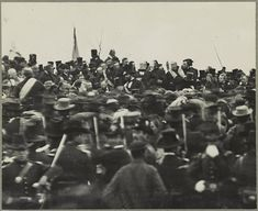 Today (Nov. 19, 2013) marks the 150th anniversary of the Gettysburg Address! See what that day was like here.