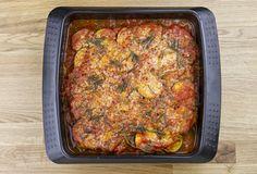 Parmitouille (recipe in spanish)