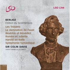 Colin Sir Davis - Berlioz: Collected Works, Yellow