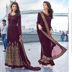 Bollywood New Indian Ethnic Pakistani Salwar kameez Party Wear Anarkali Dresses #Shoppingover #SalwarKameez