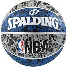 Spalding NBA Graffiti outdoor - Pelota de baloncesto, talla 7: Amazon.es: Deportes y aire libre
