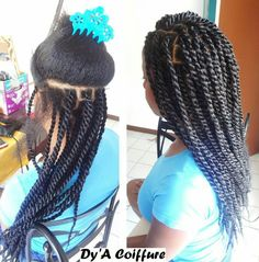 Havana twist i love this hair style (i pinned this photo) Pelo Natural, Natural Hair Tips, Natural Hair Styles, My Hairstyle, Twist Hairstyles, Protective Hairstyles, Dreads, Black Power, Beautiful Braids
