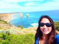 Yeahhhhh I was eventually in Great Ocean Road!!!! It was awesome human can't creat such beautiful massive arts!!! #australia #melbourne #greatoceanroad #ocean by na__mivv
