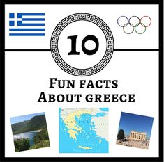 10 Fun Facts About Greece