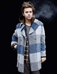 Thomas Dekker · Wonderland Magazine