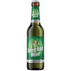 Cerveja Berliner Kindl Weisse Waldmeister, estilo Berliner Weisse, produzida por…