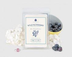 Wild Blueberry Wax Tarts