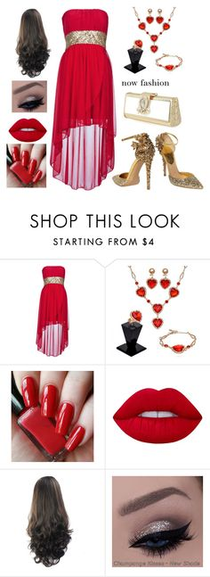 """MAHMMOD"" by mahmmodhafes on Polyvore featuring Lime Crime"