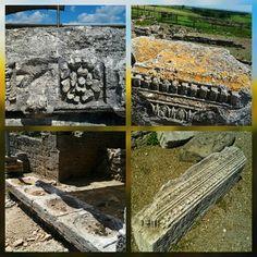Artifacts in the Vulci site #maremma