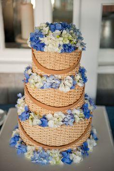 Basket cake