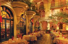 Mission Inn Hotel is located at 3649 Mission Inn Ave. Make sure you call ahead to make arrangements for your session!