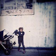 #warmmuffs for anybody pushing the stroller #7amenfant #instababy #babyfashion #love #nyc