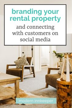 The answer to a successful rental property lies in establishing a brand for your vacation rental and creating the necessary social media pages help customers learn more about your rental and increase future reservations. By following this branding guide, you will be well on your way to making your vacation rental shine and driving traffic to it. #rentalhost #rentalhosting #vacationrental #airbnb #airbnbhost