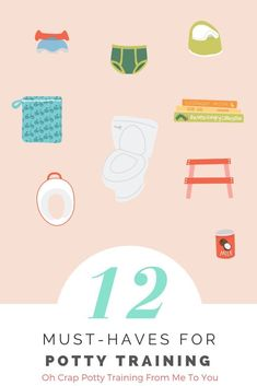 Here are 12 potty training essentials you want to have on hand for your child, including my picks to help toddlers get in a good position (and feel more comfortable) with pooping on the potty. Potty Training Age, Toilet Training, Best Potty, Kids Potty, Free Diapers, Cloth Diapers, Toddler Play, Thing 1 Thing 2, Essentials