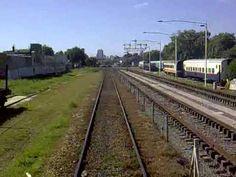 Viaje Mar del Plata - Estación Camet (parte 1)