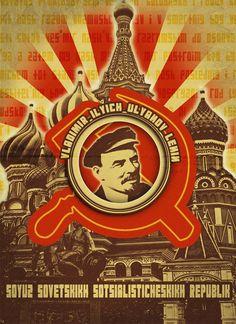 Propaganda, Political Poster