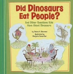 Weird this book's title implies this is an event from the past. Yes, they *do* eat people. Learn some grammar, kid.