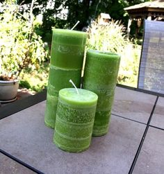 Pillar Candle Tutorial - How to make Professional-Looking Pillar Candles at Home