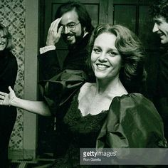 """Fun is carefree. I am not carefree"" Madeline Kahn (1942-1999) attending the TonyAwards Supper Ball on June 4 1978 at the Waldorf Hotel NYC"