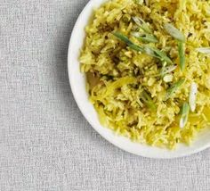INDIAN, NON INDIAN RECIPE COLLECTION: Pistachio pilau rice