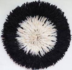 Authentic juju hat - Wall decor feather headdress