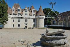© 2016 Pedro M. Mielgo Francia. Castillo de Monbazillac.