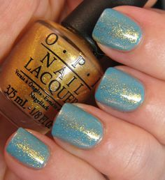 OPI Euro Centrale Can't Find My Czechbook + OY- Another Polish Joke