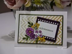 stampin with beemybear - I like you Stampin up