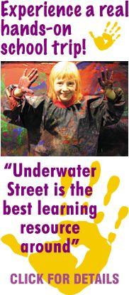 Underwater Street Liverpool