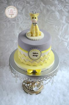 Welcome Baby Bentley - Cake by Sugarpatch Cakes