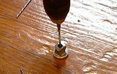 How to easily stop a squeaky floor on hardwood carpet or linoleum how to repair squeaky wood floors tyukafo