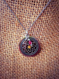 A personal favorite from my Etsy shop https://www.etsy.com/listing/244830574/mustard-seed-necklace-with-cross-and
