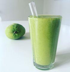 Greenie med spinat og mango - Sofiasommer.dk