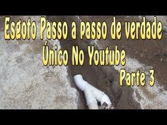 Esgoto Passo a passo Único no youtube parte 3 - YouTube