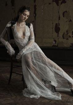 Vera Wang primavera 2016: Vestidos de novia sensuales, provocativos y perfectos para enamorar Image: 1