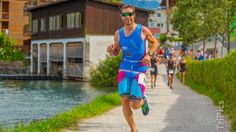 Sportalpen Athlet Emanuel holt sich die Triathlon 3-Länder Wertung, Deutschland, Österreich, Italien