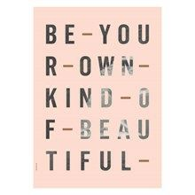 I LOVE MY TYPE Be Your Own Kind