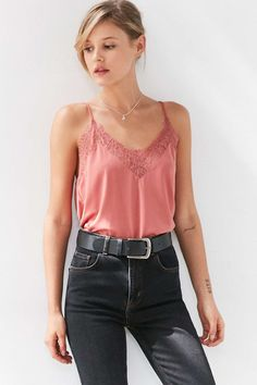 Kimchi Blue Madeline Lace Cami - Urban Outfitters