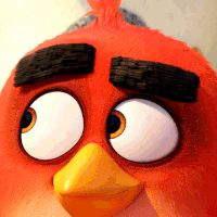 Discover & share this GIF with everyone you know. GIPHY is how you search, share, discover, and create GIFs. All Angry Birds, Red Angry Bird, Cartoon Girl Images, Cartoon Gifs, Angry Bird Pictures, Happy Mother's Day Gif, Mothers Day Gif, Happy Mothers, Angry Girl