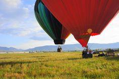 Buena Vista Colorado Balloon Festival | Hot Air