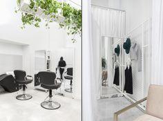 Le Manoir store by Agence Tuxedo, Montreal – Canada » Retail Design Blog