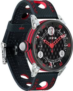 M Watch Golf Master Mens Mens Red Hands Watch available to buy online from with free UK delivery. Brm Watches, Sport Watches, Cool Watches, Fine Watches, Modern Gentleman, Watch Model, Telling Time, Latest Jewellery, Luxury Watches For Men