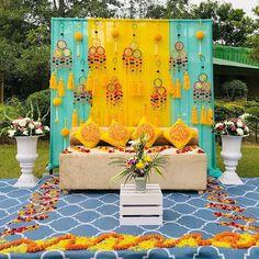 Wedding Hall Decorations, Desi Wedding Decor, Marriage Decoration, Backdrop Decorations, Wall Backdrops, Mehendi Decor Ideas, Mehndi Decor, Mehndi Designs, Destination Wedding Decor