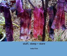 stuff, steep + store | Book Preview | Blurb Books