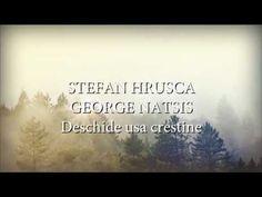 Stefan Hrusca, George Natsis - Deschide usa crestine (lyrics, versuri, karaoke) - YouTube Pop Rock, Karaoke, Lyrics, Tapestry, Youtube, Hanging Tapestry, Tapestries, Song Lyrics, Verses