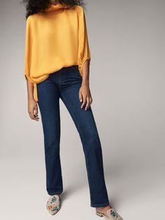 Women's Jeans | Massimo Dutti Autumn Winter Collection 2017
