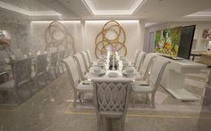 Salon Tasarımı BF iç mimarlık - Living Room Design - İstanbul