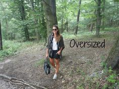 """OVERSIZED""  CHECK OUT MORE OF THIS LOOK on OUR BLOG: http://smilewithstyle1.blogspot.cz/2013/08/oversized.html"