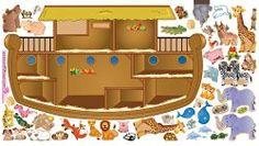 Noah's Ark Wall Display